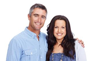 Smiling Couple | Oral Cancer Screening Vallejo CA