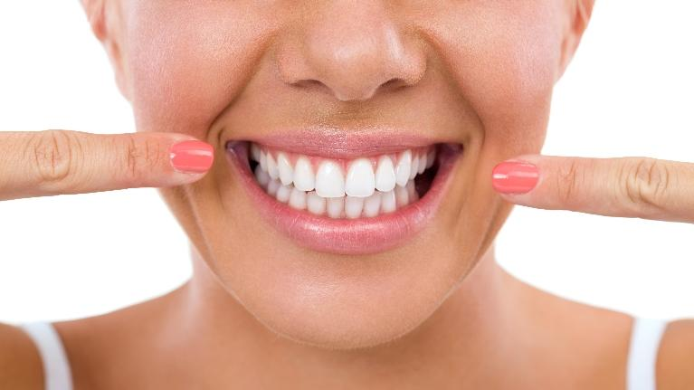 Woman's Smile | Vallejo Cosmetic Dentist
