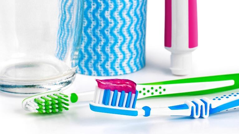 Toothbrush and toothpaste | Oral Health Vallejo CA