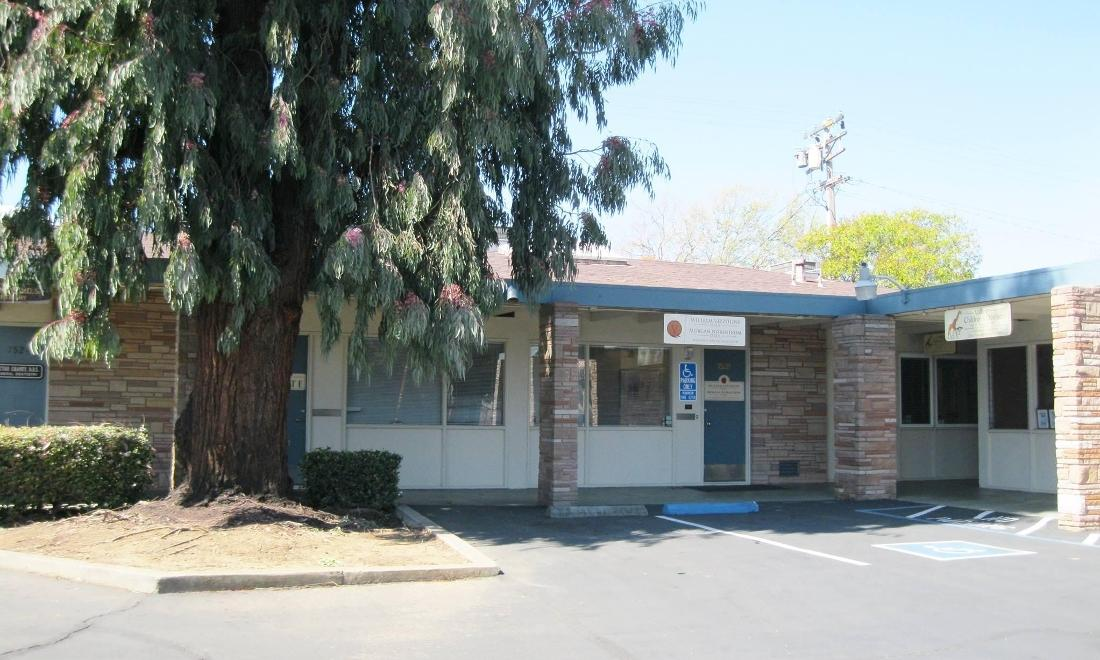 Exterior Shot of Dental Office | Vallejo CA Dentist