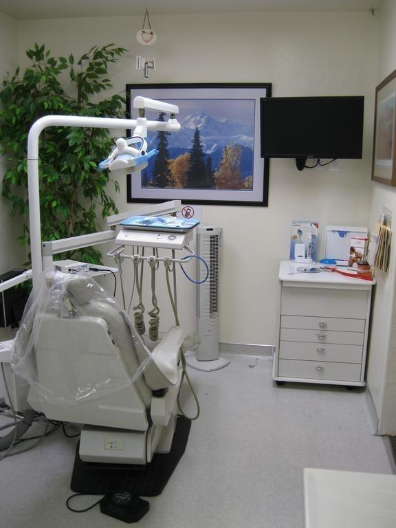 dental clinic room in vallejo ca
